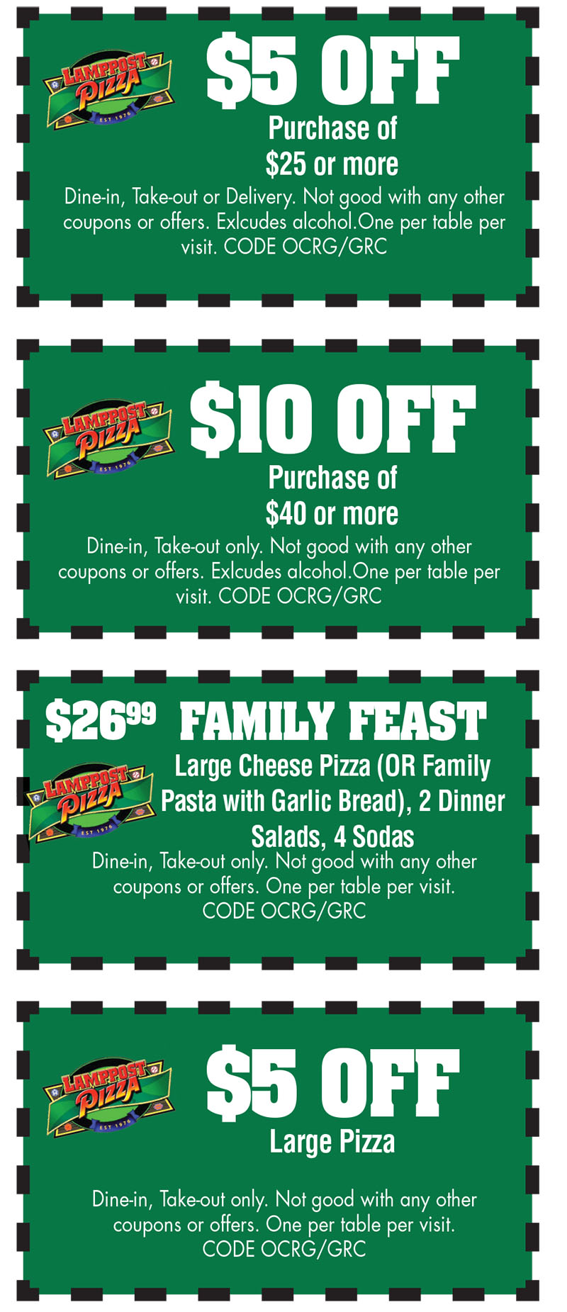 Get Pizza Specials in Irvine Ca - Best Pizza Restaurant Irvine has to offer. Family Restaurant with pizza, beer, sports TV. Lamppost Irvine Coupons. Click to Download, Print & Clip Coupon, or Present On Mobile Device. Lamppost Pizza Irvine, CA () Order Online.