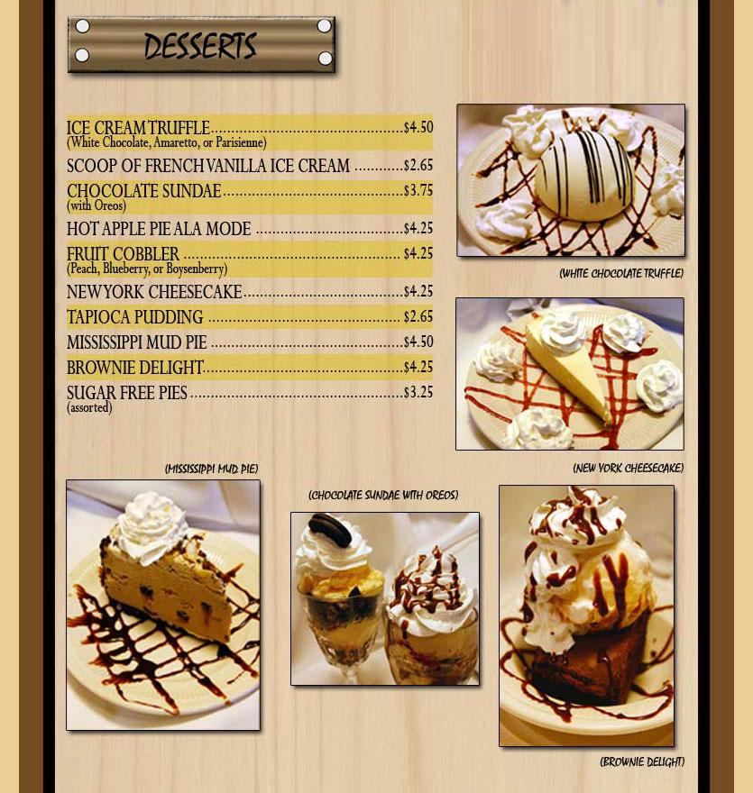 The Hungry Bear Oc Restaurant Guides