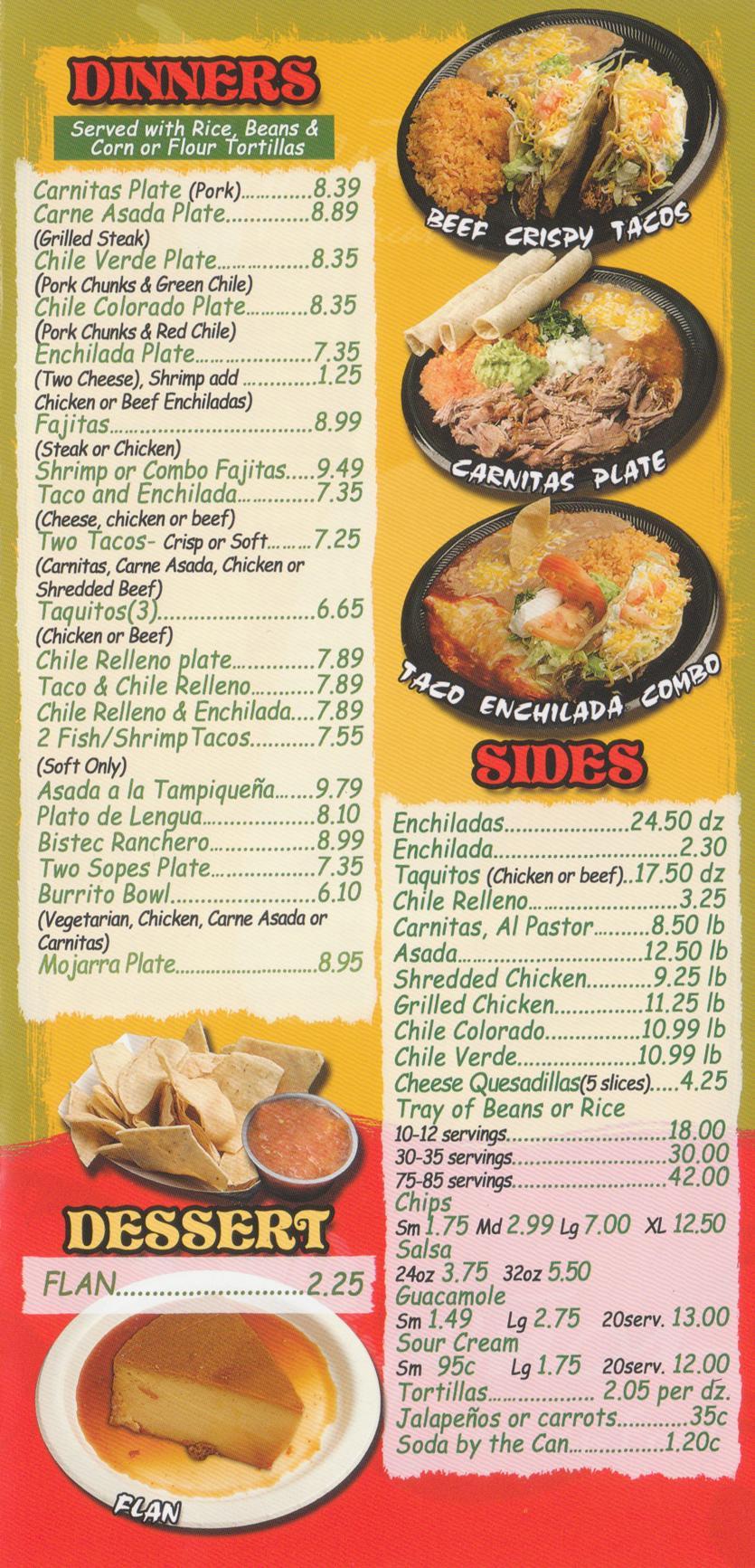 Mexican Food Catering San Bernardino Ca
