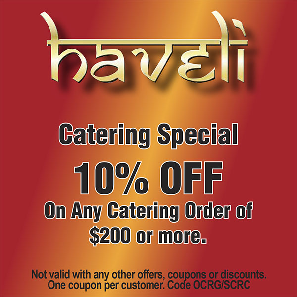 HaveliCateringCoupon
