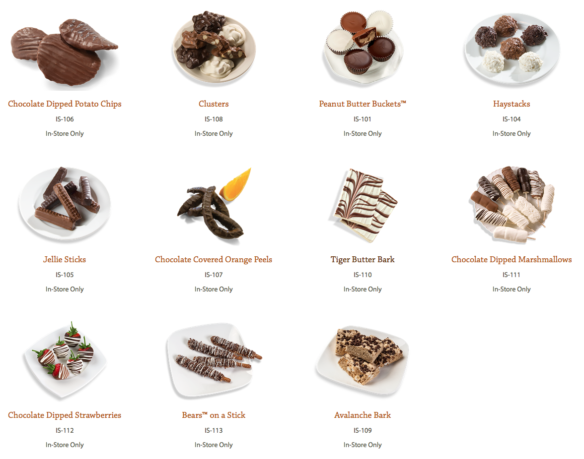 Rocky Mountain Chocolate Factory | OC Restaurant Guides