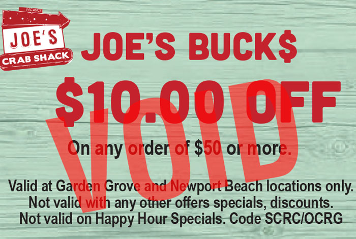 Joe S Crab Shack Oc Restaurant Guides