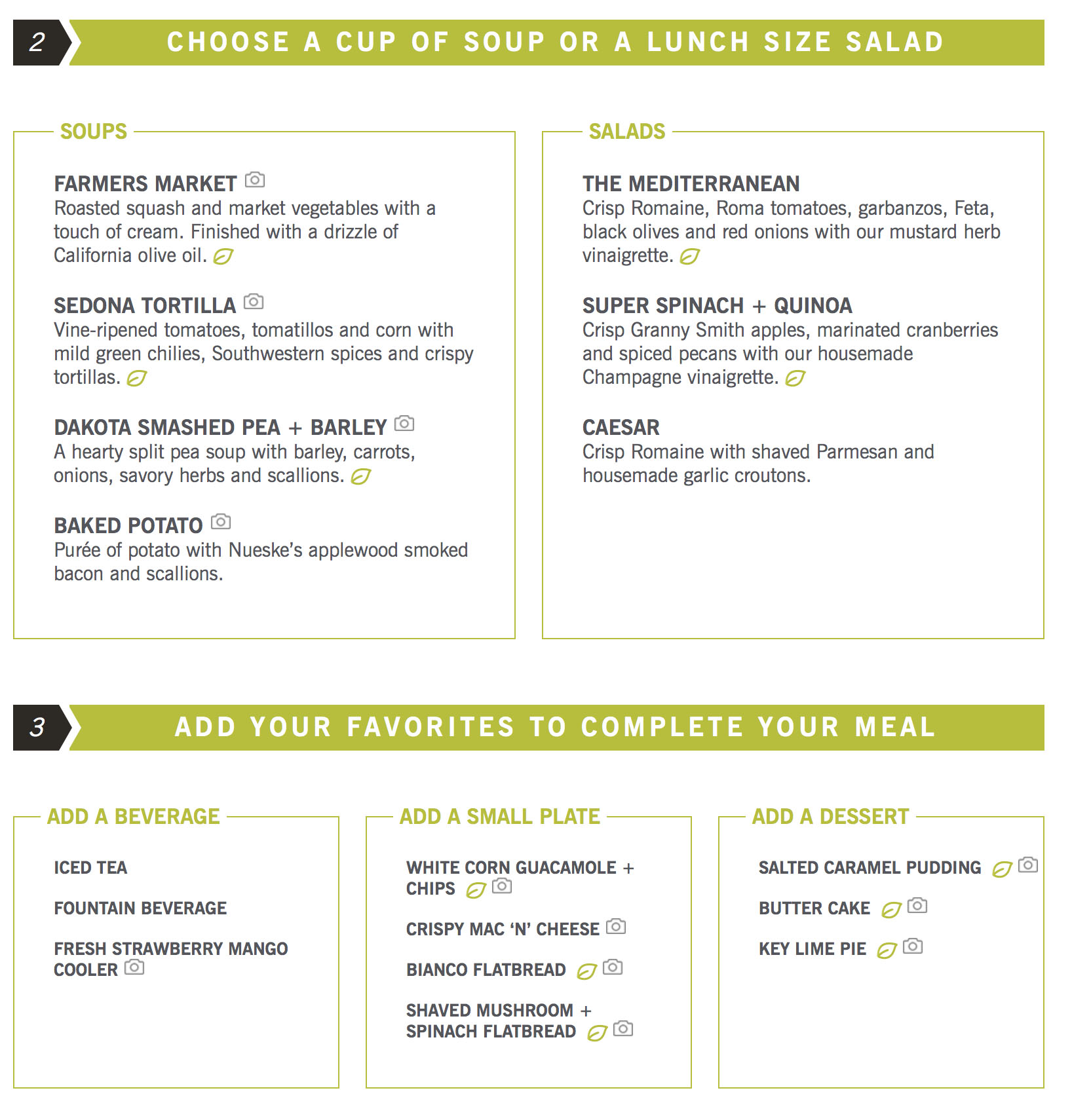 california pizza kitchen menu oc restaurant guides