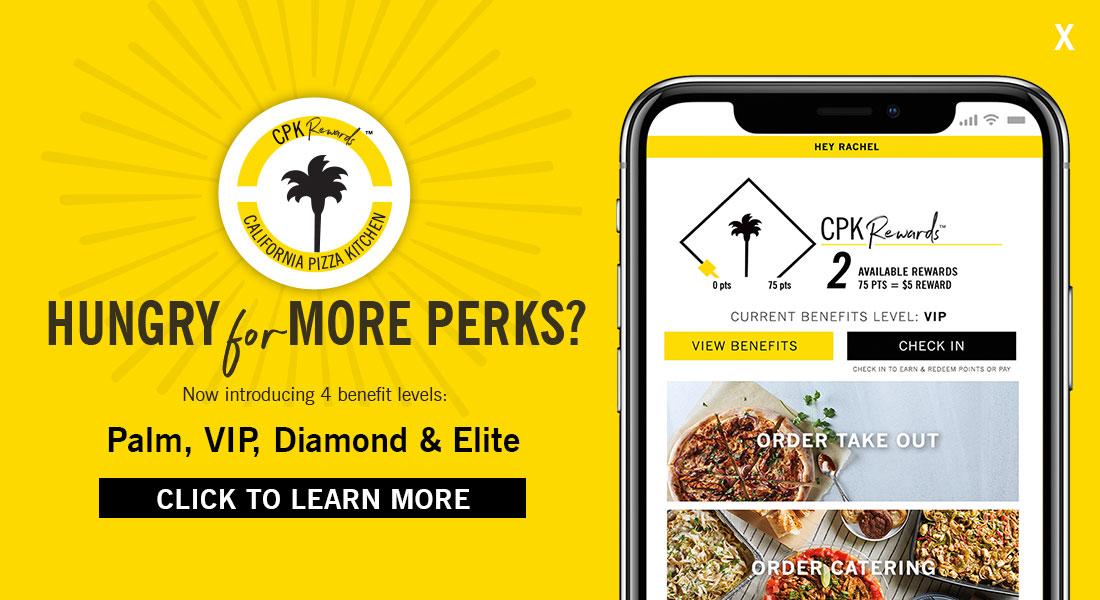 California Pizza Kitchen | OC Restaurant Guides