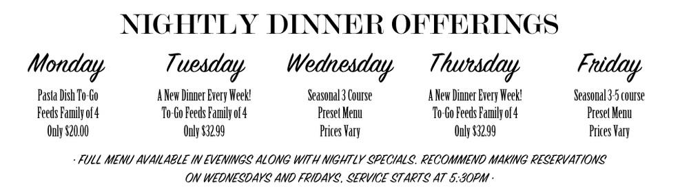 weekly+offerings