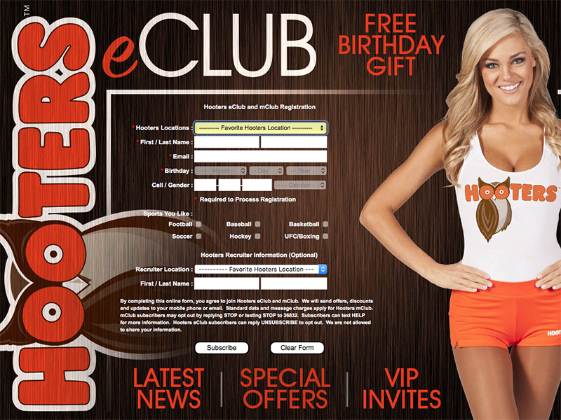 hooterseclub