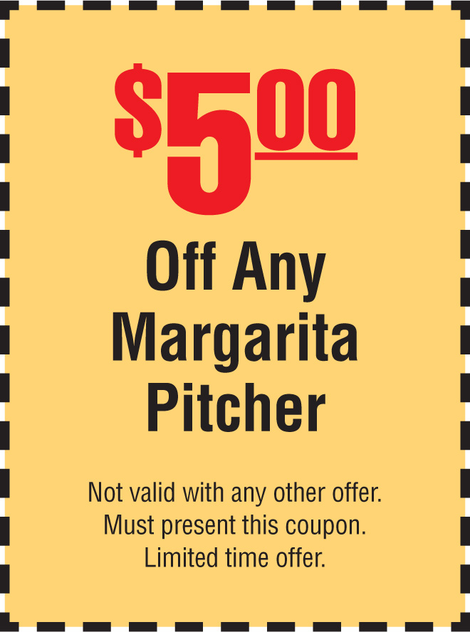 Caliente-Coastal-Cantina-5-Dollars-Off-Margarita-Pitcher-874282-Print