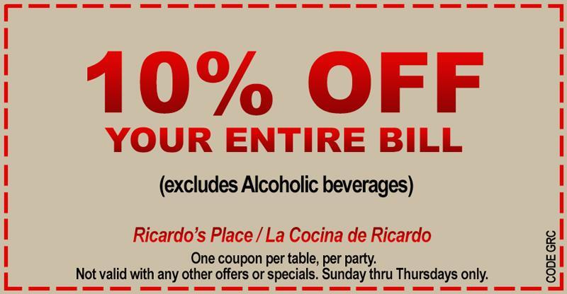La-Conina-de-Ricardo-Lake-Forest-restaurant-coupons-1242447-RicardosPlace_Coupon_1