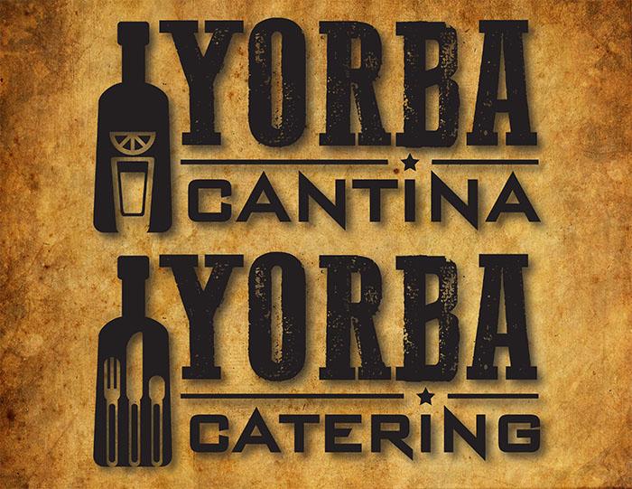 Yorba Cantina Logos