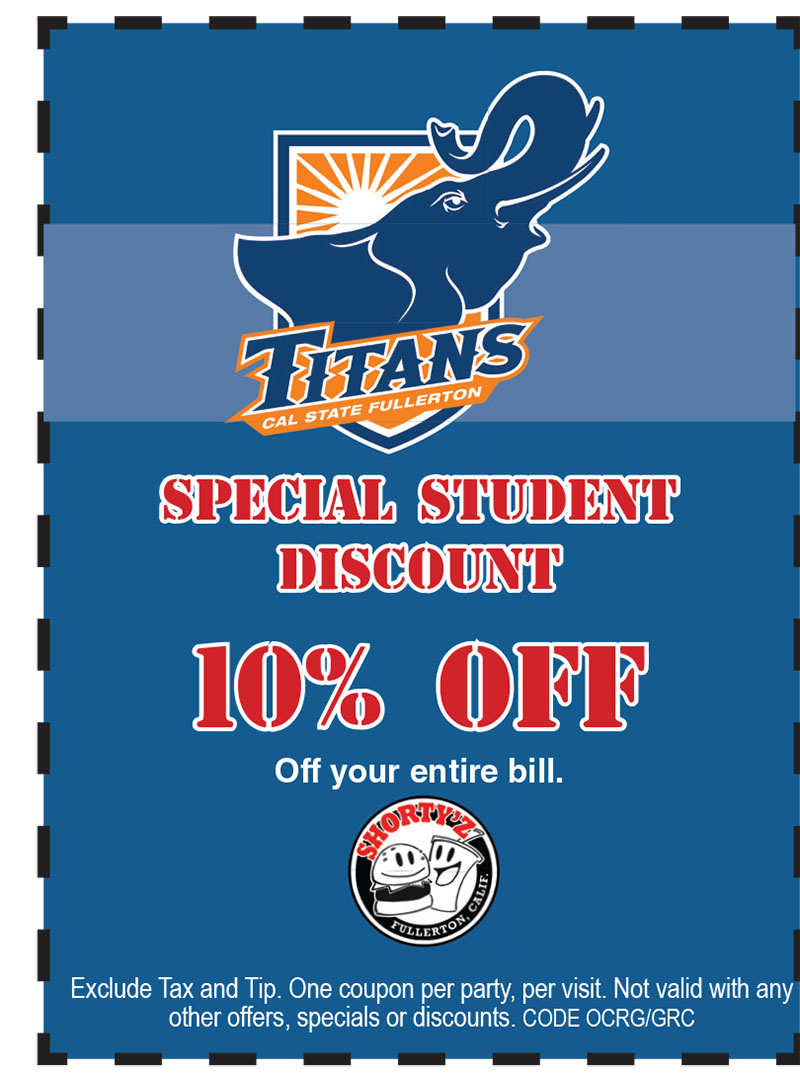 ShortyzStudentCoupon