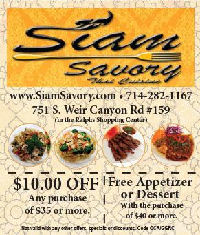 SiamSavory