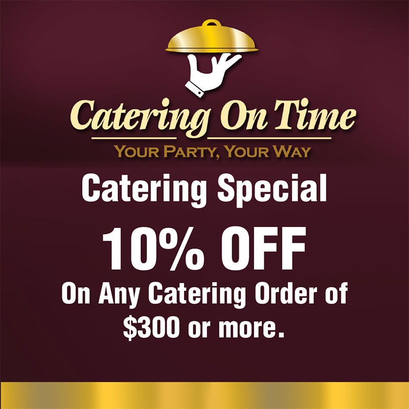 CateringOnTimeCoupon2