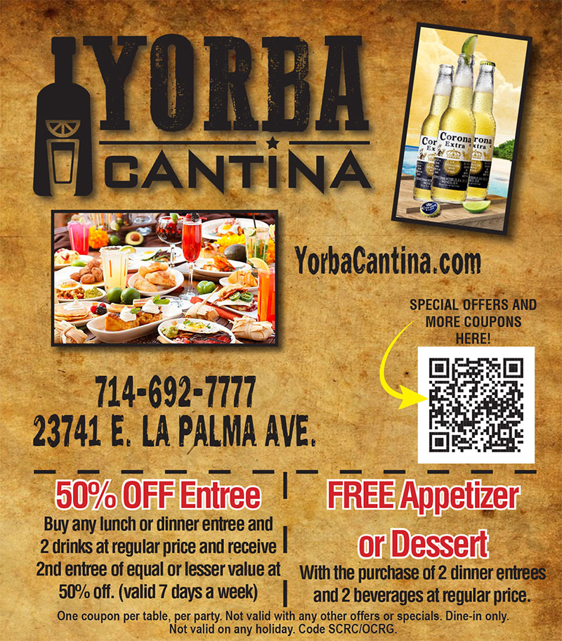Yorba Cantina