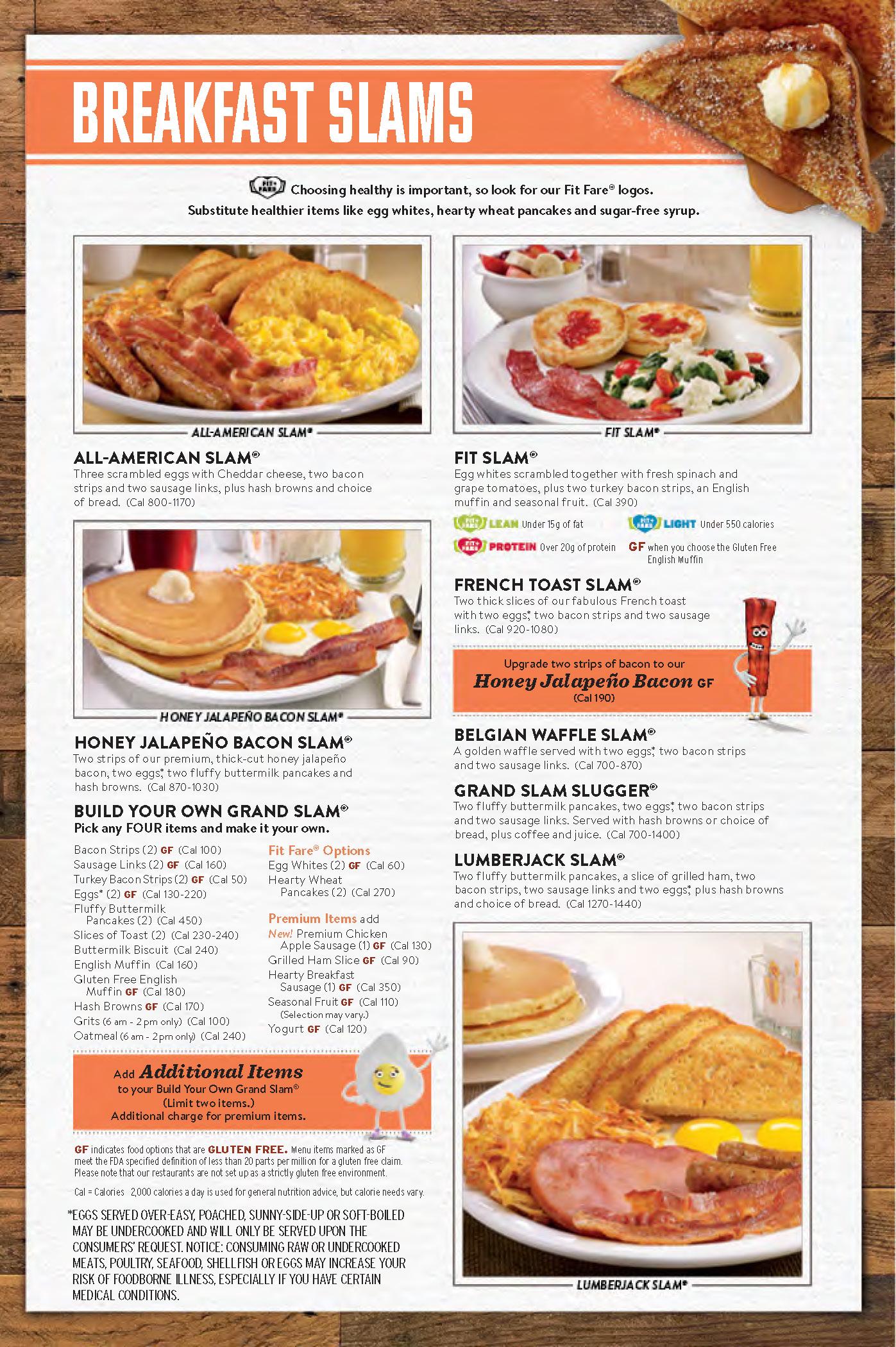 Denny S Menu Oc Restaurant Guides